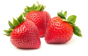 Strawberry Allergy