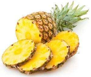 Symptoms and treatment of pineapple allergy